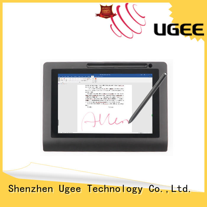 hot sale identification handwriting tablet led tablet Ugee company