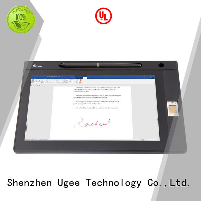 passive pc tft handwriting tablet remarkable Ugee