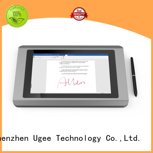 wireless solution 2.4g Ugee Brand handwriting tablet