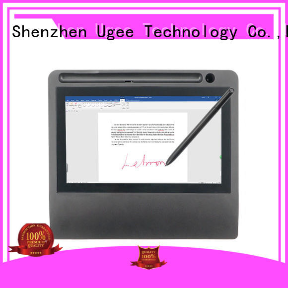 Ugee Brand electronic handwriting tablet 2.4g factory
