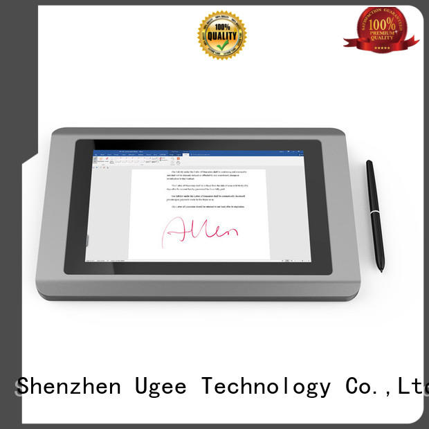 Ugee Brand 10.1 popular handwriting tablet manufacture
