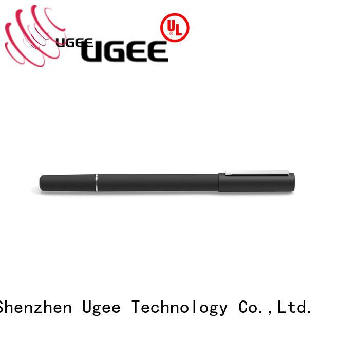 Ugee pressure sensitive pen promotion for meeting