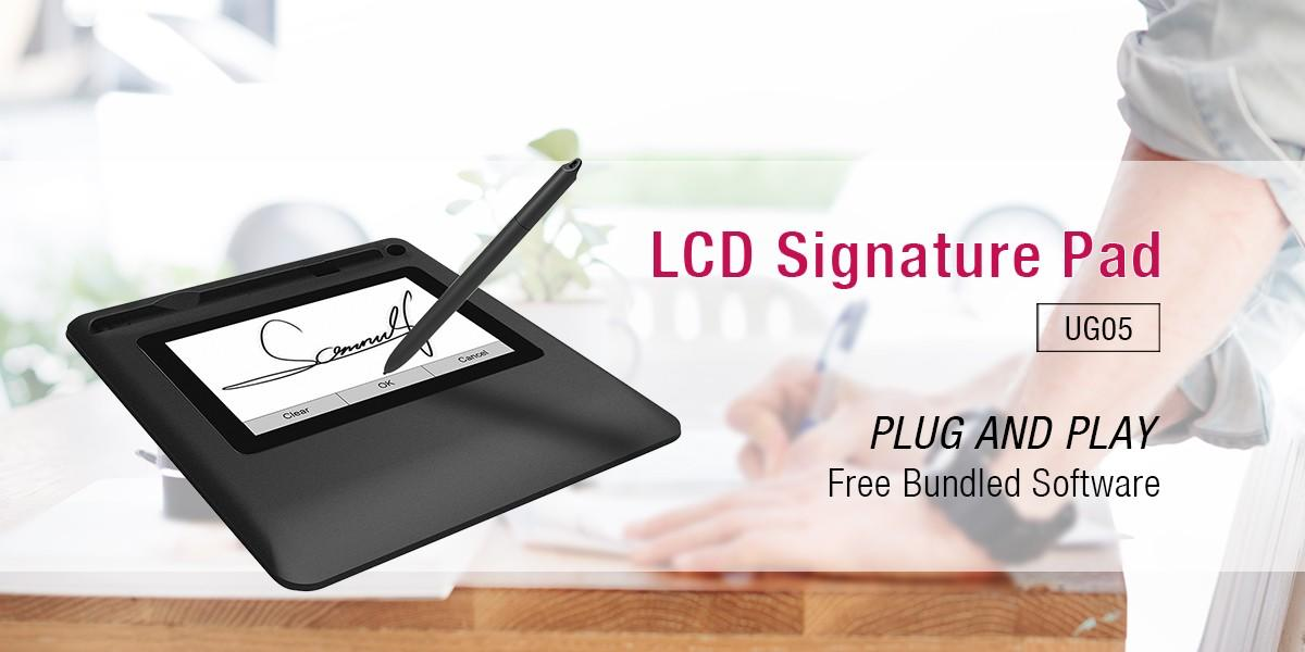 Ugee-Size Ios Fingerprint Ugee Brand Handwriting Tablet | Company