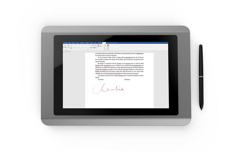 Ugee-Best Tablet For Writing Pen 24g Tft Ugee Brand Company - Ugee-2