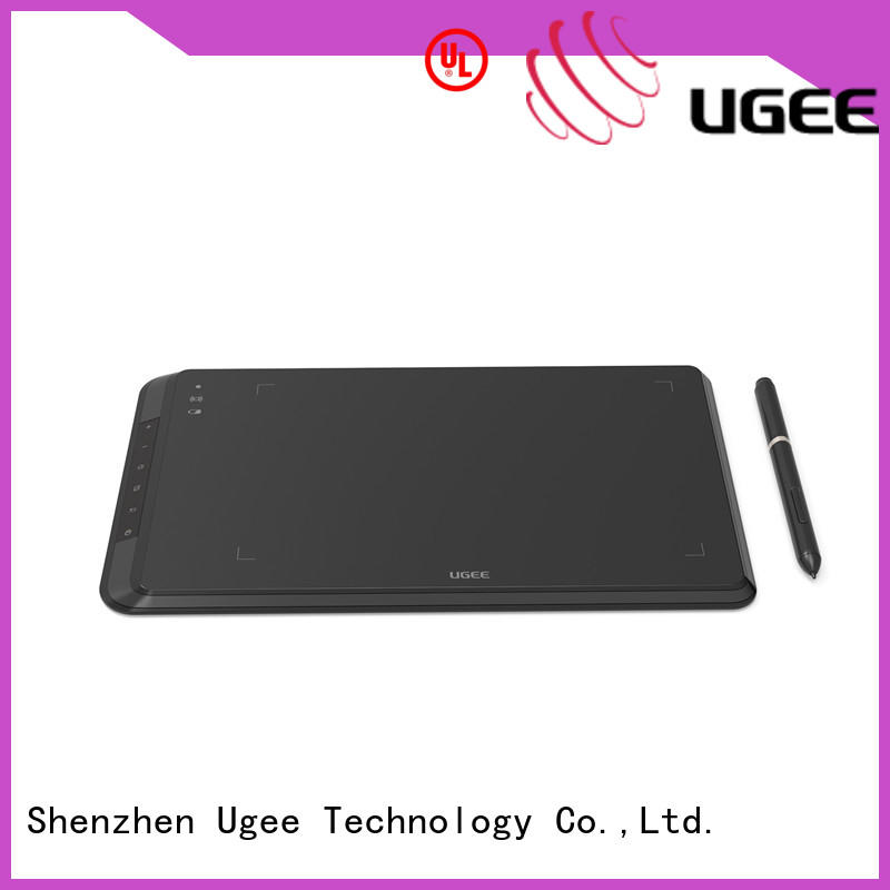Ugee technical digital handwriting tablet promotion for micro-course