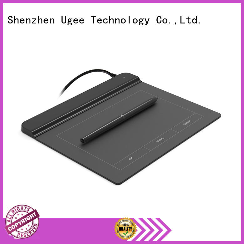 top selling paper Ugee Brand handwriting tablet