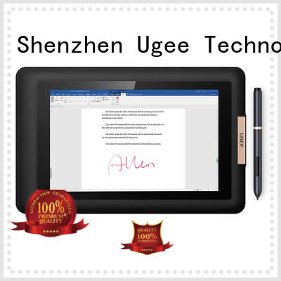Ugee highlights e signature pad ug1020 for commercial activity