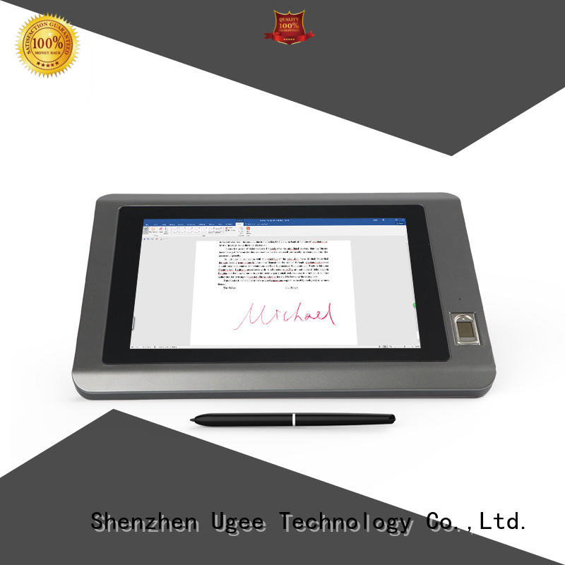 best tablet for writing size electromagnetic bluetooth Warranty Ugee