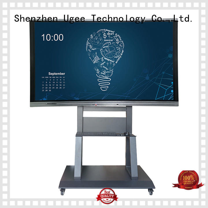 office automation mobile communication interactive flat panel accurate hotel Ugee company