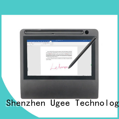 highlights lcd signature pad supplier for meeting