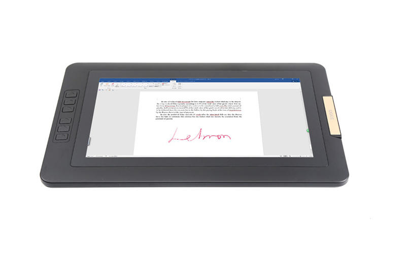 Ugee-Best 133 Inch Ips Screen Electronic Signature Pad Ug1330 Manufacture-2